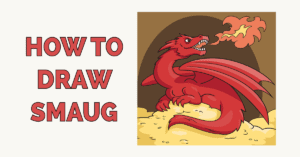 How to Draw Smaug Featured Image