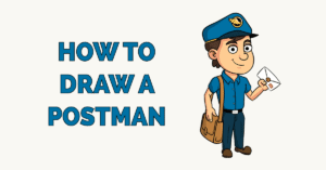 How to Draw a Postman Featured Image