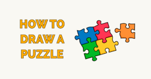 How to Draw a Puzzle Featured Image