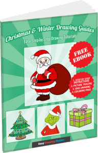 How to draw Christmas and Winter - Free ebook
