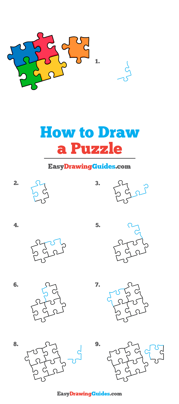 How to Draw Puzzle