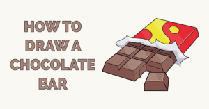 How to Draw a Chocolate Bar Featured Image