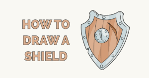 How to Draw a Shield Featured Image