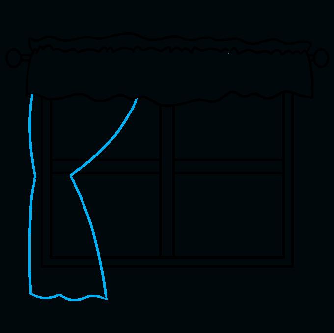 How to Draw a Window Step 05