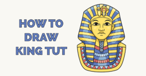 How to Draw King Tut Featured Image