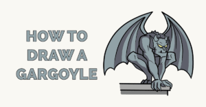 How to Draw a Gargoyle Featured Image