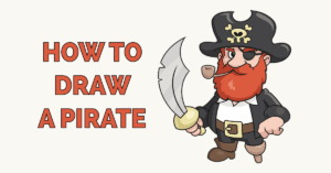 How to Draw a Pirate Featured Image