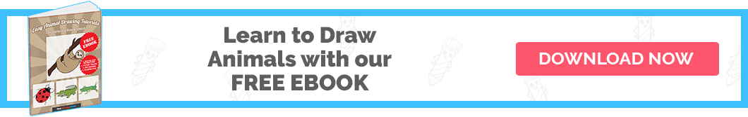 Learn to draw with an easy drawing ebook