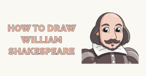 How to Draw William Shakespeare Featured Image