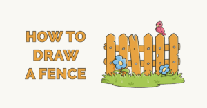 How to Draw a Fence Featured Image