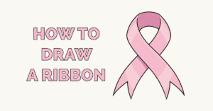 How to Draw a Ribbon Featured Image