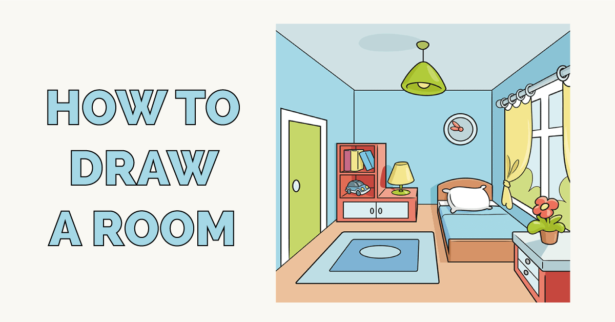 How to Draw a Room Featured Image