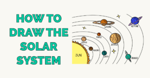 How to Draw the Solar System Featured Image
