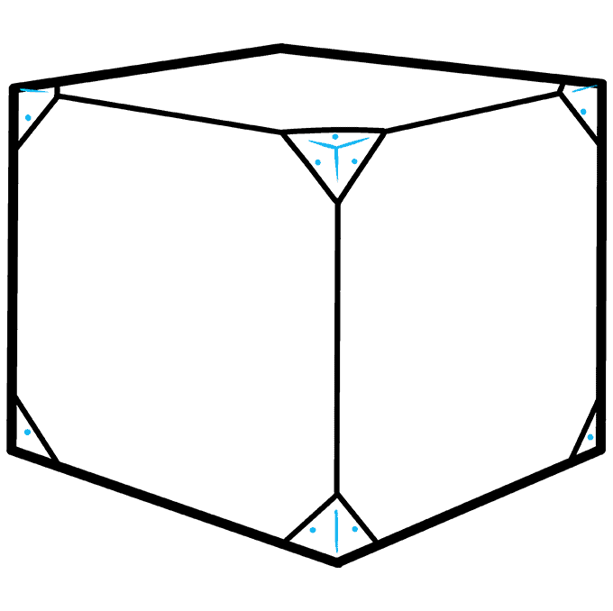 How to Draw a Box Step 04