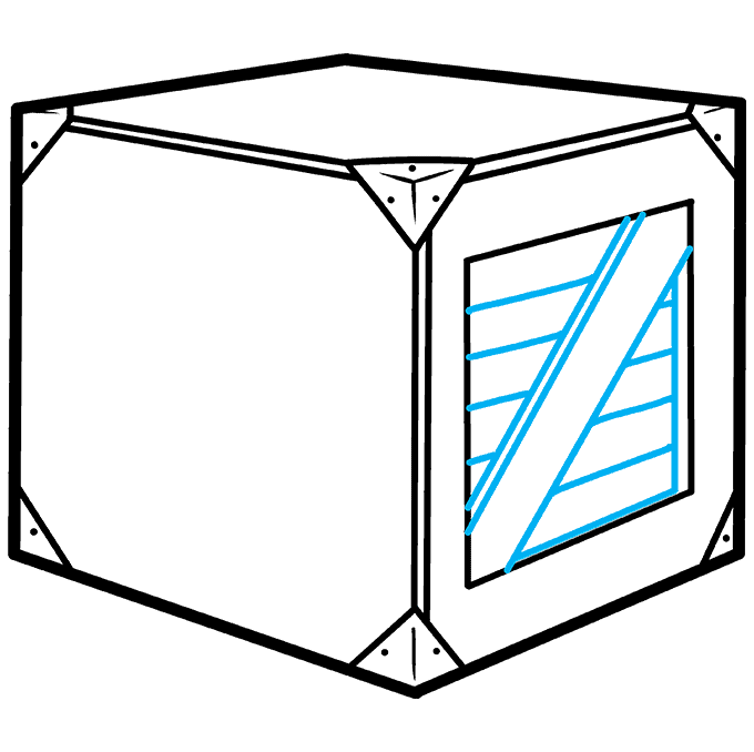 How to Draw a Box Step 06