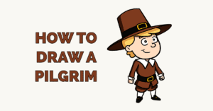 How to Draw a Pilgrim Featured Image