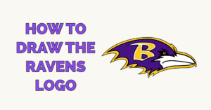 How to Draw the Ravens Logo Featured Image