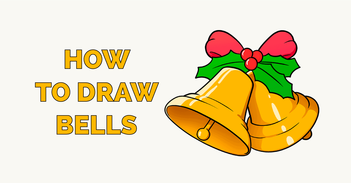 How to Draw Bells Featured Image