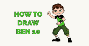 How to Draw Ben 10 Featured Image