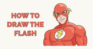 How to Draw the Flash Featured Image