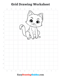 449 how to draw a kitten - ebook grid page thumbnail 300h