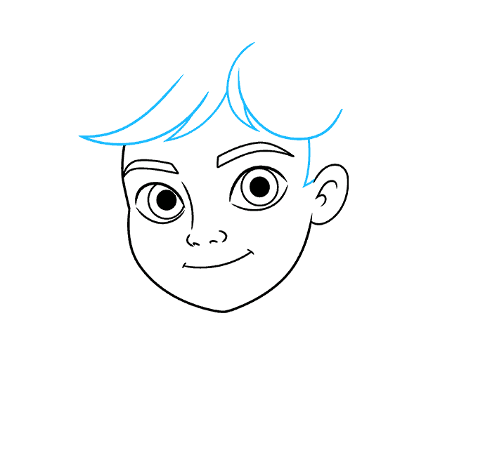 how to draw adrien agreste from miraculous featured image 04