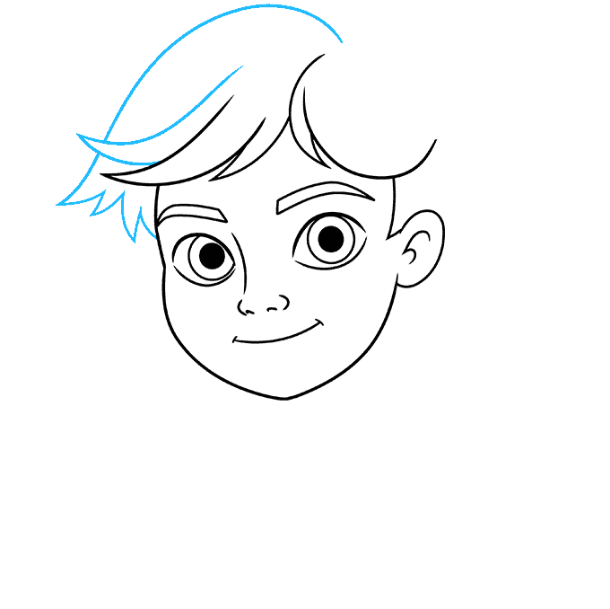 how to draw adrien agreste from miraculous featured image 05
