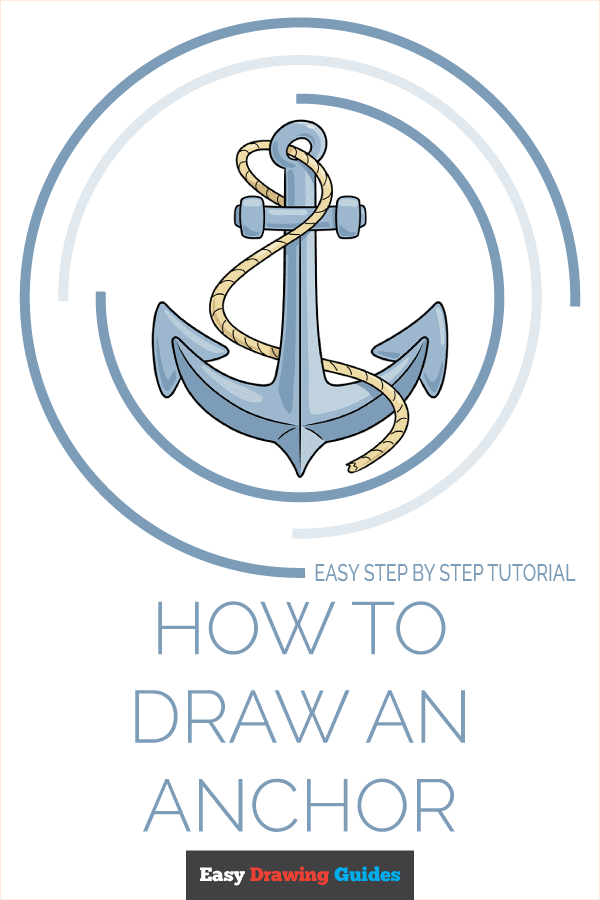 how to draw an anchor pinterest image